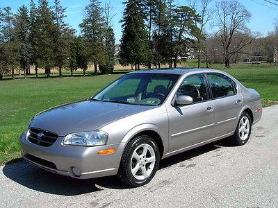 Nissan : Maxima 2000 nissan maxima