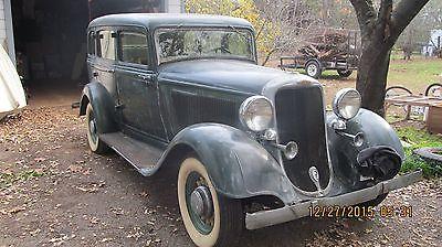 Dodge : Other original 1933 dodge sedan 6