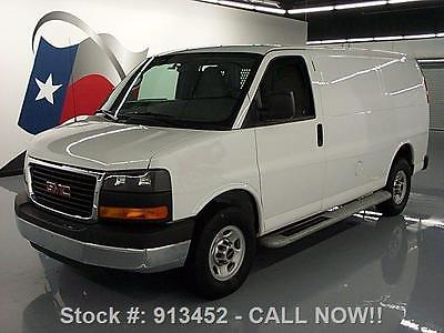 GMC : Savana 2500 CARGO PARTITION RUNNING BOARDS 2014 gmc savana 2500 cargo partition running boards 10 k 913452 texas direct