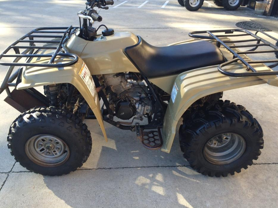 Yamaha Bear Tracker  Tires