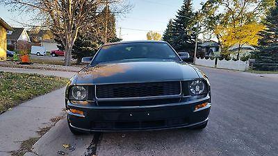 Ford : Mustang Bullitt 2008 mustang gt bullitt