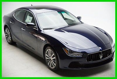 Maserati : Ghibli S Q4 - HUGE SAVINGS - WINTER REVEL IS AMONE US 2015 s q 4 new turbo 3 l v 6 24 v automatic awd winter revel