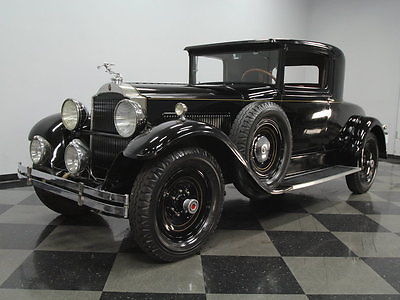 Packard : 733 2-4 Coupe VERY NICE, 320 STRAIGHT-8, 4 SPD MANUAL, RUMBLE SEAT, NEAR PERFECT INT, RUNS EXC