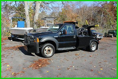 2006 FORD F550 XLT WHEEL LIFT TOW TRUCK REPO MANY TO CHOOSE FROM