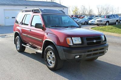 Nissan : Xterra SE 4WD 2001 nissan xterra v 6 auto 4 wd clean