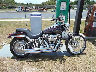 Harley-Davidson : Softail 2006 harley davidson fxstd deuce