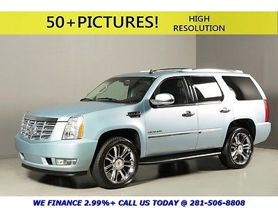 Cadillac : Escalade 2011 PREMIUM NAV SUNROOF 22