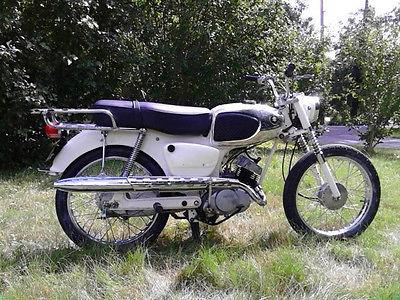 Suzuki : Other 1964 suzuki k 11 80 cc enuro white k 11 rare challenger 2 stroke complete not k 10
