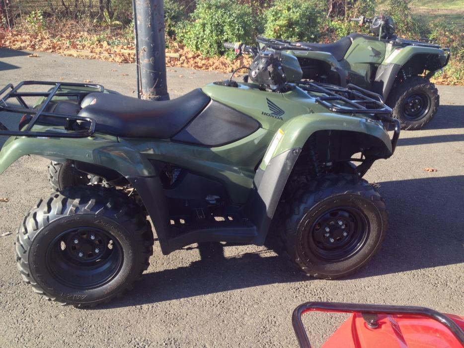 Honda trx500 motorcycles for sale in virginia for Honda dealer winchester va