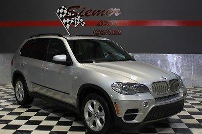 BMW : X5 50i silver,awd, sunroof