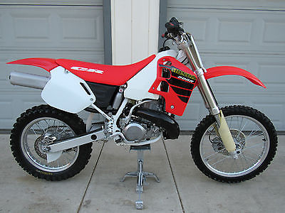 Cr500 2 Stroke Motorcycles for sale