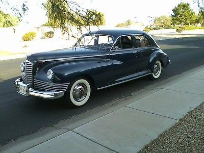 Packard : 2106 1947 packard super clipper 2106 professiinally completely restored senior award