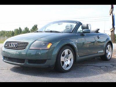 Audi : TT Quattro 2001 audi tt quattro