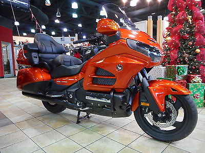 Honda : Gold Wing NEW 2016