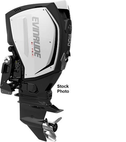 2015 Evinrude G2 E-TEC 300hp 25