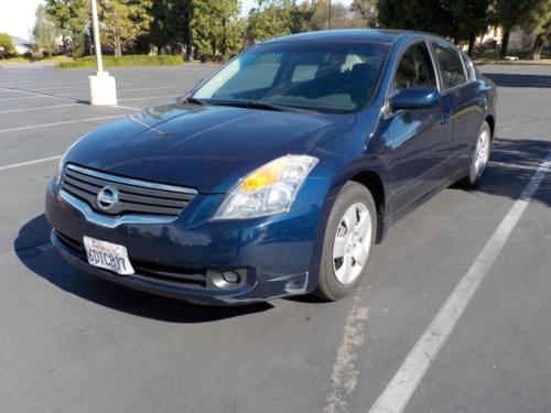 Nissan : Altima 4 Door 2008 nissan altima 2.5 s clean california one owner car great gas miles