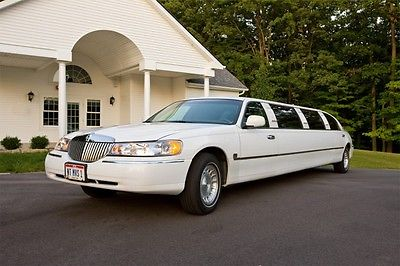 Lincoln : Town Car Base Limousine 4-Door 1999 lincoln loreado coachworks cloud edition