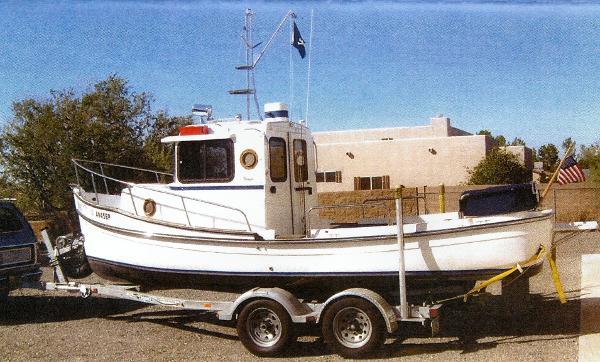 2006 Ranger Tugs 21 EC