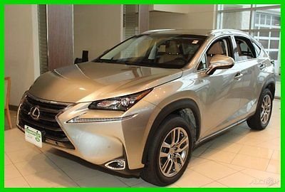 Lexus : NX AWD Navigation 2015 awd navigation used turbo 2 l i 4 16 v automatic awd suv premium