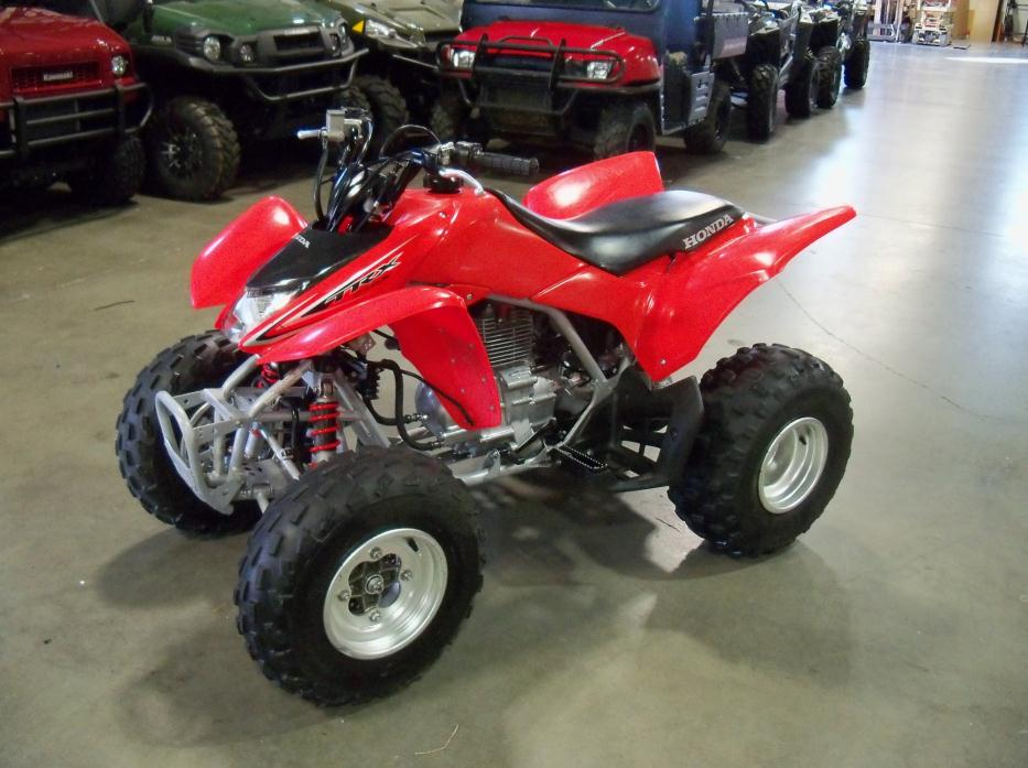 honda fourtrax recon es te motorcycles  sale