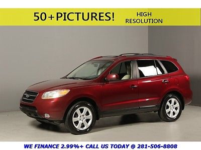 Hyundai : Santa Fe 2008 LIMITED NAV SUNROOF LEATHER 7PASS INFINITY18