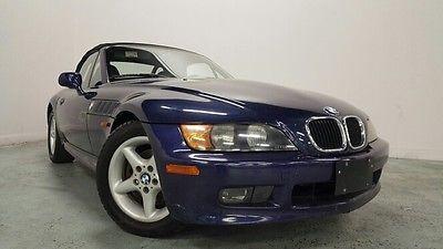 BMW : Z3 Z3 ***RUNS LIKE NEW*** MANUAL 1998 bmw z 3 runs like new manual