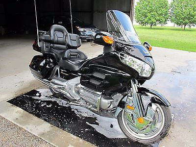 Honda : Gold Wing 2002 honda goldwing