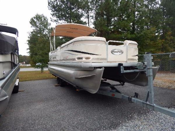 2006 Aqua Patio 240 RE