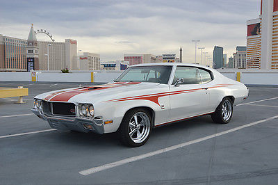Buick : Skylark GS 1970 buick gs frame off restoration custom paint 17 kragers clean car