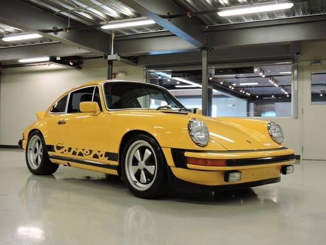 Porsche : 911 911S 1976 carrera rs ducktail tribute 3.2 liter