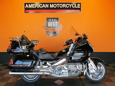 Honda : Gold Wing - GL1800 2003 honda gold wing gl 1800 trailer hitch luggage rack