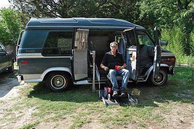 GMC : Vandura Santa Fe GMC Vandura, Wheel Chair Lift equipped