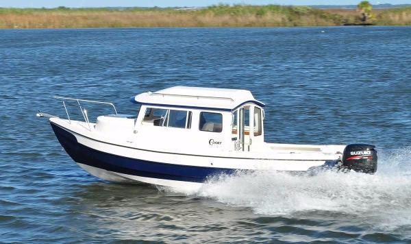 2016 C Dory 22 Cruiser