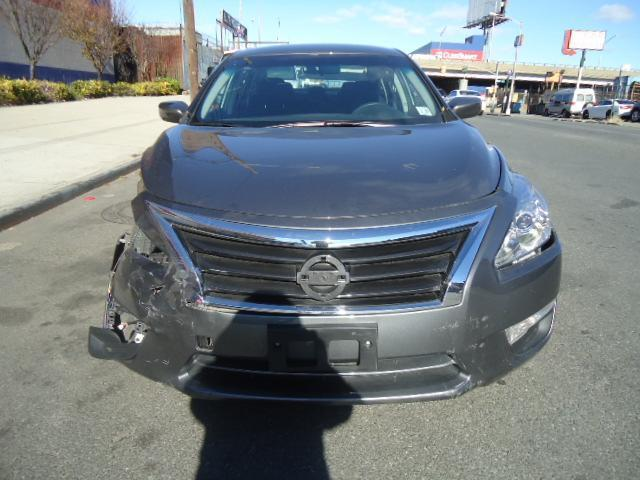 SALVAGE 2015 NISSAN ALTIMA