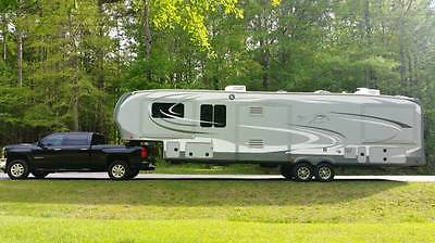 2013 40' Open Range 386FLR Fifth Wheel RV~FRONT LIVING~WASHER/DRYER~ICE MACHINE~