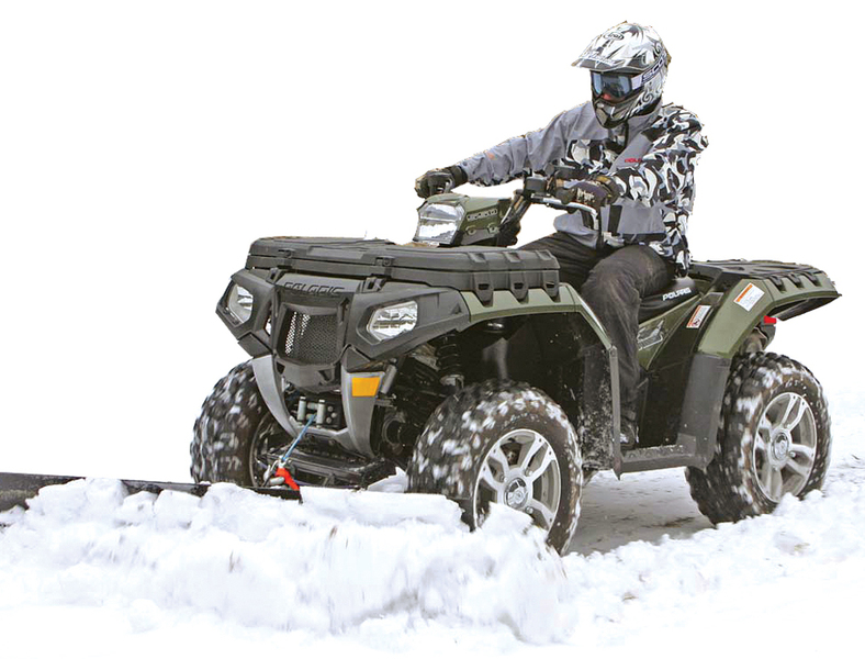 2015 Polaris Ranger 570 EPS Bronze Mist