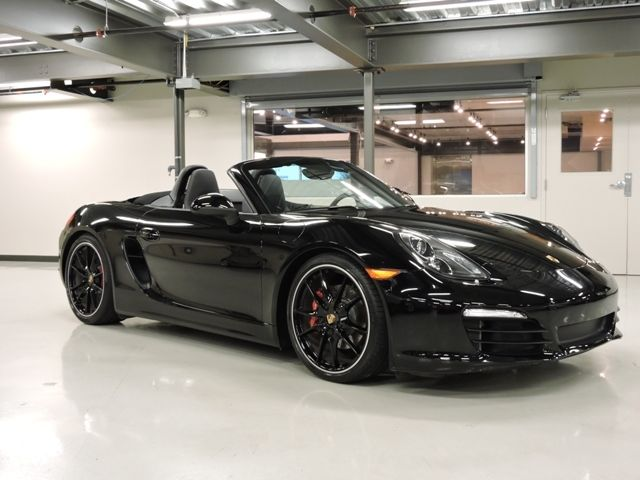 Porsche : Boxster BOXSTER S 21 k in options automatic only 6 k miles