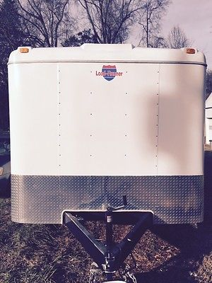 2014 Enclosed Interstate Utility Trailer (8.5 x 28 ft.)