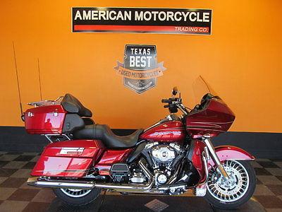 Harley-Davidson : Touring FLTRU 2012 harley davidson road glide ultra fltru luggage rack abs security