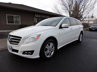 Mercedes Benz : R Class 4Matic Wagon 4 Door 2011 Mercedes Benz R