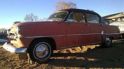 Plymouth : Other 54 plymouth barn find rat rod ford chevy 40 41 46 46 47 48 49 50 51 53 54 55 56