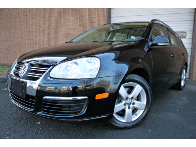 Volkswagen : Jetta Wagon S MAKE OFFER - 1 OWNER - CLEAN CAR FAX - 5 SPEED MANUAL - POWER PANORAMIC MOONROOF