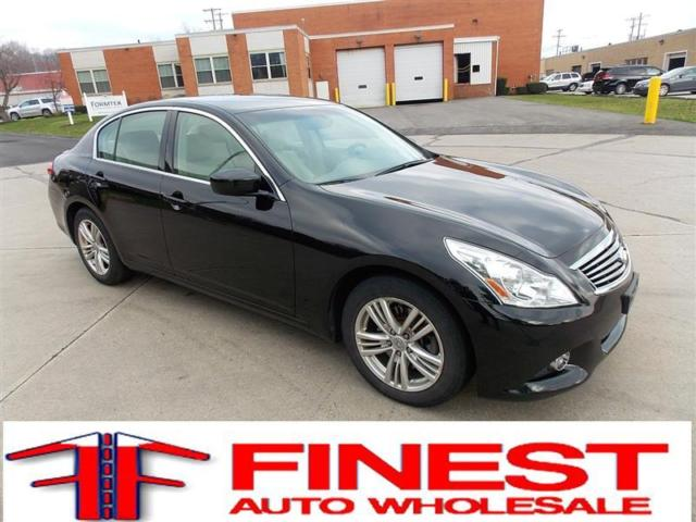 Infiniti : G37 BLACK WARRANTY REAR CAMERA LEATHER HEATED SEATS 2011 infiniti g 37 black warranty rear camera leather heated seats bluetooth