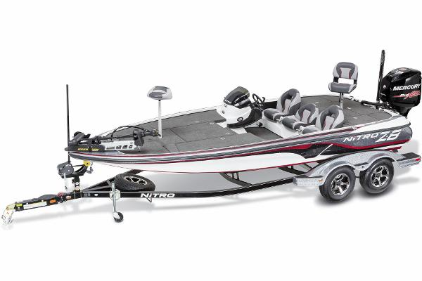 2015 Nitro Z-8 Z-PRO High Performance Pkg