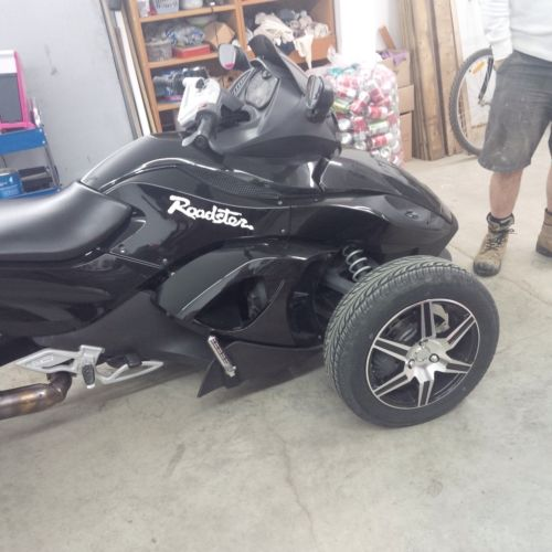 Can-Am : Spyder RS 5 Speed Can Am Spyder Roadster