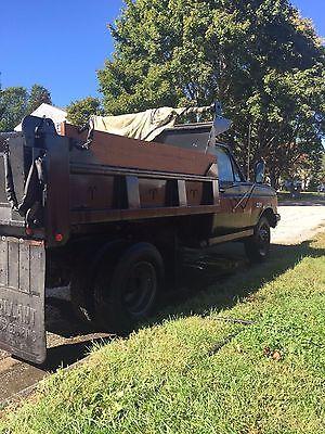 Ford : F-350 Dually Dump Ford F350 F-350 Dually Dump Truck