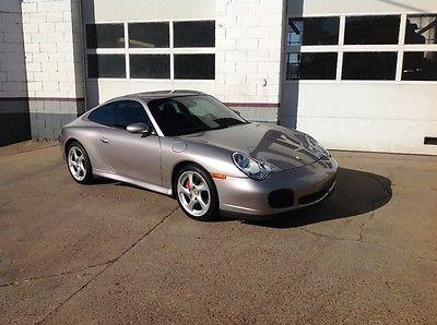 Porsche : 911 C4s 2002 porshe 911 c 4 s