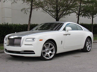 Rolls-Royce : Other 2dr Coupe 2014 rolls royce wraith 348 750.00 msrp