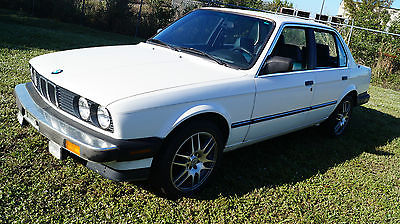 BMW : 3-Series 325i 1987 bmw 325 i e 30 5 speed sedan clean title runs excellent must see