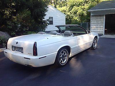 Cadillac : Eldorado ETC 2002 eldorado collectors edition etc